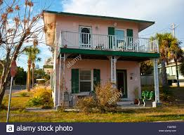 usa florida cedar key old brick house from the 1860s one of