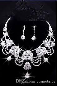 wedding jewellery sets 2016 luxury wedding jewellery sets beaded bridal accessories