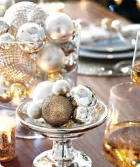 Christmas Table Decoration Ideas Gold by 15 Best Gold Christmas Decorations Images On Pinterest Modern