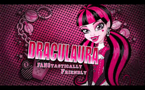 halloween background pink monster high draculaura inspired halloween makeup look youtube