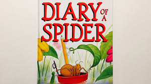 diary of a spider by doreen cronin read aloud by books read aloud