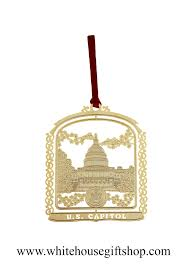 individual ornament gift boxes ornaments the capitol building completely finished in 24kt gold