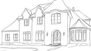 28 Easy House Drawing Simple Drawing Of House | easy building drawing at getdrawings com free for personal use