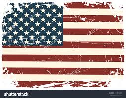 Usa Flag Vector Distressed American Flag Clipart Collection