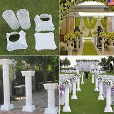 wedding arch ebay australia wedding flower stands ebay