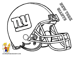 New York Giants Flag Football Clipart Ny Giants Pencil And In Color Football Clipart