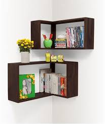 unique modern wall shelves for sleek floating room decors ruchi