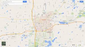 Michigan Map by Kalamazoo Michigan Map