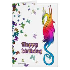 dragon birthday cards u0026 invitations zazzle co uk