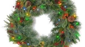 cordless lighted wreath s cordless lighted wreaths sumoglove