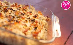 baked cauliflower casserole paleo steamy paleo recipes