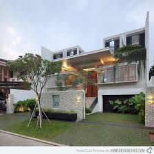 contemporary asian home design modern modular home the captivating static house in jakarta home design lover