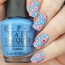 copycat claws 40 great nail art ideas floral