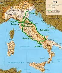 Cinque Terre Italy Map Cinque Terre Italy Images Reverse Search
