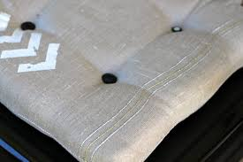 Dining Chairs With Cushions How To Make Dining Chair Cushions With Bonus Embellishment