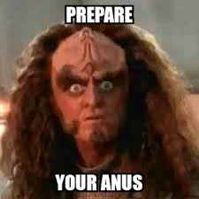 Great Meme - gowron is so great for memes startrekmemes