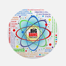 the big theory ornament cafepress