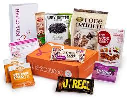 Snacks Delivered Healthy Snacks Delivered 10 Best Subscription Boxes For Offices