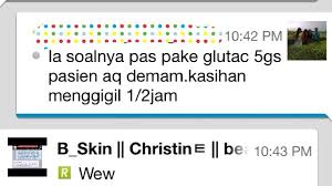 Glutax 9 G bahaya suntik glutax be aware beautyskin79