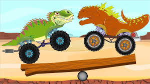 monster truck kids video house car wash cars baby s for childrens car monster truck kids