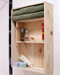 Diy Bathroom Cabinet 9 Smart Diy Bathroom Storage Pieces Shelterness