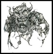 angels and demons tattoos demon tattoo demon tattoo design
