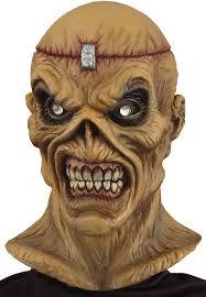 scary mask forum novelties men s scary metal mask multi