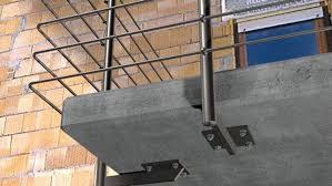 schiebetã r balkon bolt anchor faz ii fischer fixings