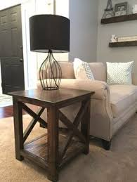 cheap end tables for living room here s an idea for simple end tables that you can make yourself for