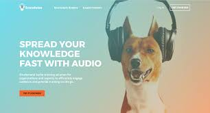 soundwise spread your knowledge fast with audio