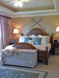 Coastal Bedroom Ideas by Coastal Inspired Bedrooms Rattan Furniture Blue Accents And Rattan
