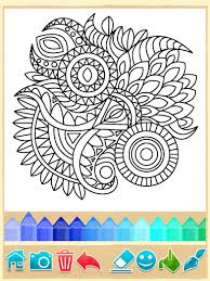 mandala coloring pages apk download android