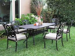 Patio Dining Set Clearance by Patio Outstanding Metal Patio Tables Used Wrought Iron Patio