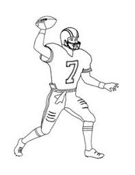 super bowl coloring pages free coloring pages for kidsfree