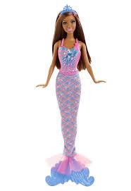 barbie fairytale magic mermaid doll african american