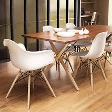 Replica Eames Dining Table Dining Rooms Mesmerizing Charles Eames Dining Chairs Design