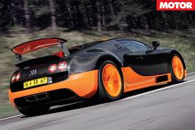 goodbye bugatti veyron motor