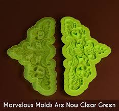 Bellissimo And Bella More Of by Bellissimo Scroll Silicone Mold For Creating Cake Borders