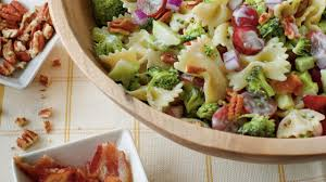 Best Pasta Salad Recipe by Broccoli Grape And Pasta Salad Recipe Myrecipes