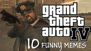 Gta 4 Memes - grand theft auto iv ps3 cheats gamerevolution