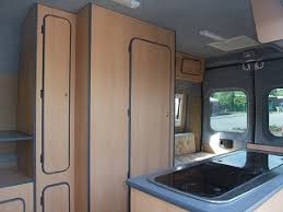 Conversion Van Interiors Convert Your Van Ltd Motorhome Camper Van Interiors And