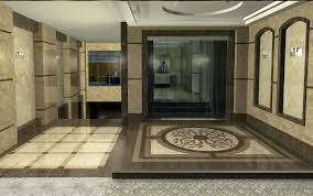 modern house entrance effective entrance design idea with fantastic floor and wall