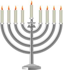 hanukka candles happy hanukkah candles sign transparent png stickpng