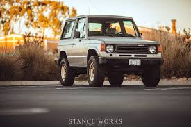 old toyota lifted a stanceworks how to lifting your truck with arb u0027s old man emu