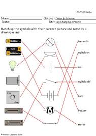 electric circuits worksheets worksheets