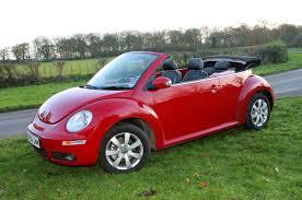 used volkswagen beetle volkswagen beetle cabriolet review 2003 2010 parkers