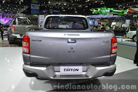 mitsubishi triton 2007 new mitsubishi triton launching in south africa in mid 2016