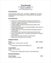 Resume Templates Uk Extraordinary Forklift Resume 12 Forklift Operator Cv Example Uk