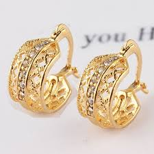 s gold earrings search on aliexpress by image