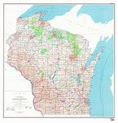 topo maps wisconsin wisconsin maps from omnimap a leading international map store